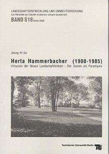 Go 2006 - Herta Hammerbacher 1900-1985 (2)